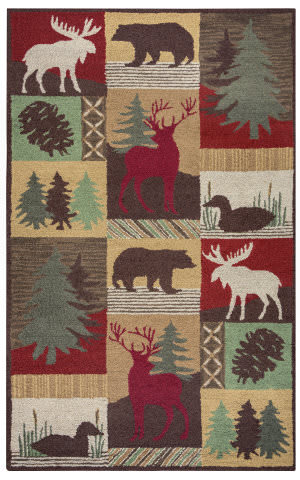 Rizzy Country Ct-2062 Multi Area Rug