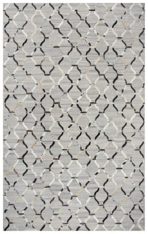 Rizzy Wild Thing Wdt104 Gray Area Rug