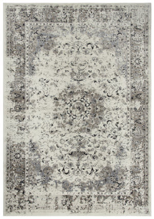 Rizzy Everything Old Is New Again Ena105 Gray Area Rug