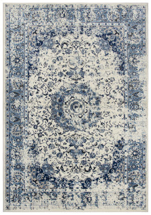 Rizzy Everything Old Is New Again Ena106 Blue Area Rug