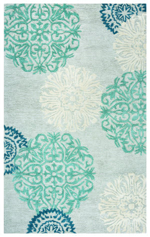 Rizzy Dimensions Di-2241 Blue Area Rug