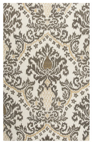 Rizzy Destiny Dt-5070 Taupe - Tan Area Rug