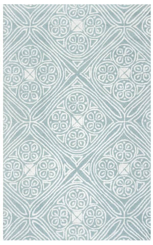 Rizzy Eden Harbor Eh-8895 Blue Area Rug