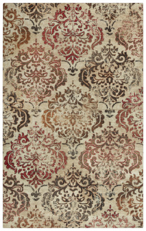 Rizzy Gossamer Gs435c Beige - Brown Area Rug