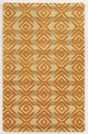 Rizzy Gillespie Avenue Gv8634 Gold Area Rug