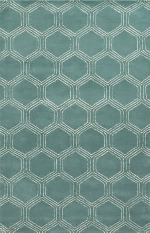 Rizzy Gillespie Avenue Gv8724 Blue Area Rug