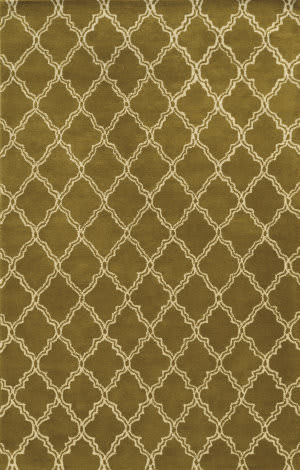Rizzy Julian Pointe Jp-8744 Olive Area Rug
