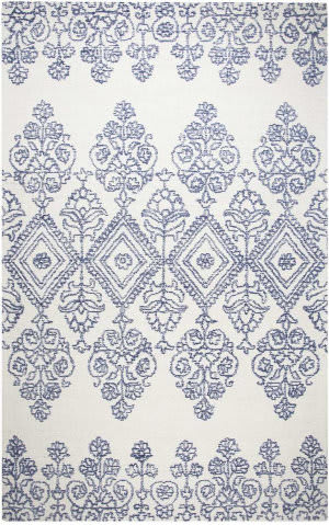 Rizzy Legacy Le508a Blue Area Rug