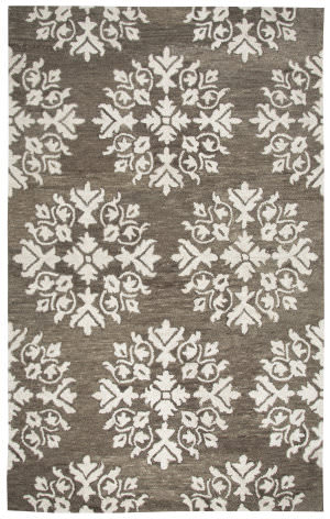 Rizzy Leone Lo-307a Brown Area Rug