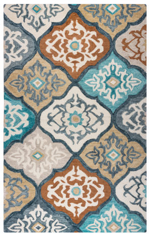 Rizzy Leone Lo-9994 Ivory Area Rug