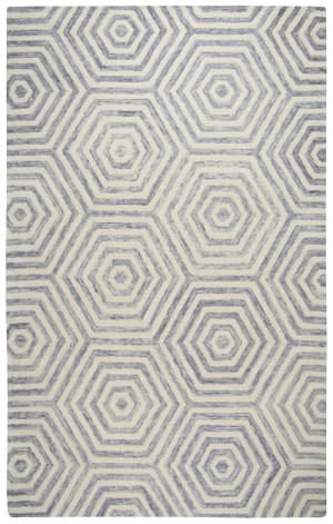 Rizzy Lancaster Ls-476a Light Gray Area Rug