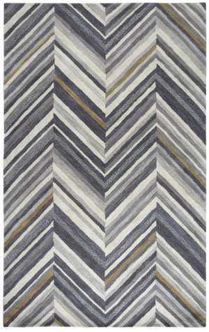 Rizzy Marianna Fields Mf681a Grey Area Rug