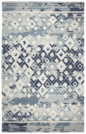 Rizzy Marianna Fields Mf754a Grey Area Rug