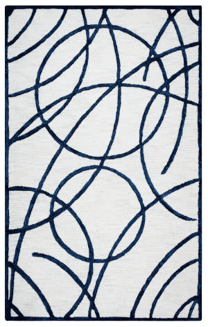 Rizzy Monroe Me-165a Off White Area Rug