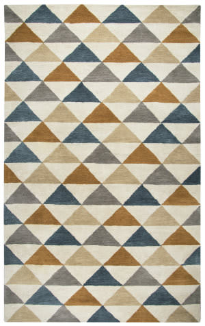 Rizzy Marianna Fields Mf-541a Gray Area Rug