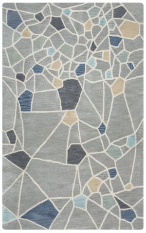 Rizzy Marianna Fields Mf-9502 Grey Area Rug