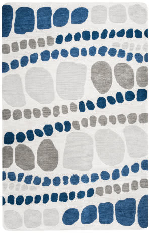 Rizzy Marianna Fields Mf-9523 Grey Area Rug