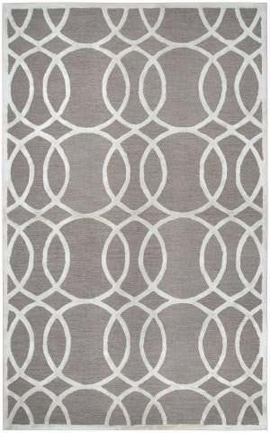 Rizzy Monroe Me-318a Light Gray Area Rug