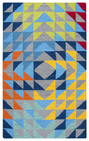 Rizzy Play Day Pd-588a Gray Area Rug