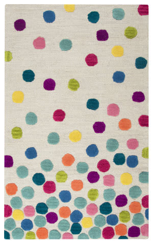 Rizzy Play Day Pd-598a Ivory Area Rug