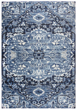 Rizzy Panache Pn6962 Light Blue Area Rug