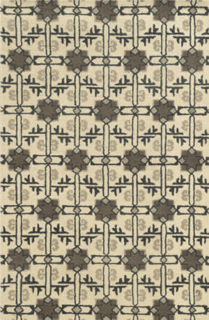 Rizzy Rockport Rp8774 Grey Area Rug