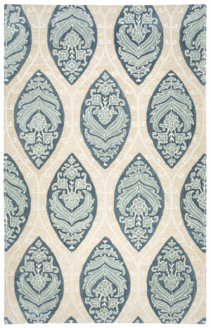 Rizzy Resonant Rs773a Tan Area Rug