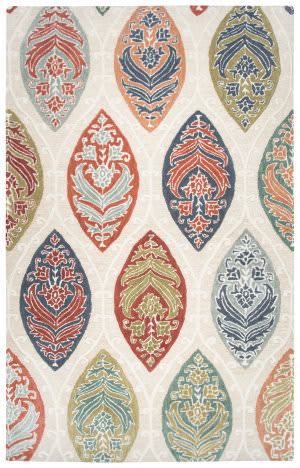 Rizzy Resonant Rs774a Tan Area Rug
