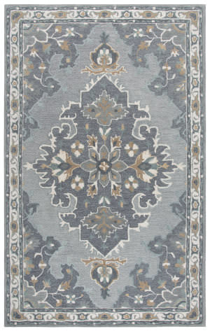 Rizzy Resonant Rs933a Grey Area Rug
