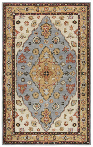Rizzy Stafford Sa977a Beige Area Rug