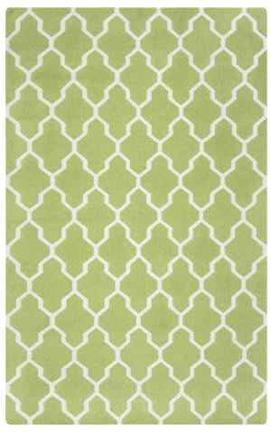 Rizzy Swing Sg-2100 Green Area Rug