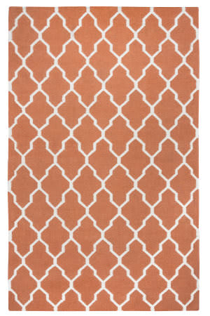 Rizzy Swing Sg-2102 Orange Area Rug