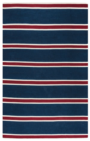 Rizzy Swing Sg-3044 Navy Area Rug