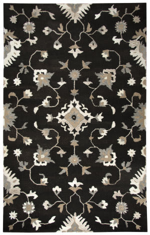 Rizzy Suffolk Sk-327a Brown Area Rug