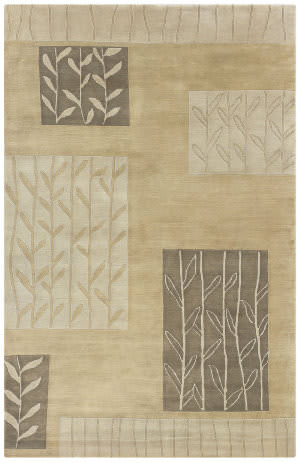 Rizzy Silver SL-0357 Beige Area Rug