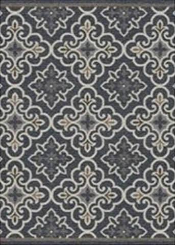 Rizzy Arden Loft-Sandhurst Sh190b Dark Grey Area Rug