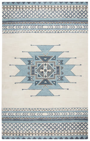 Rizzy Southwest Su-567a Blue Area Rug