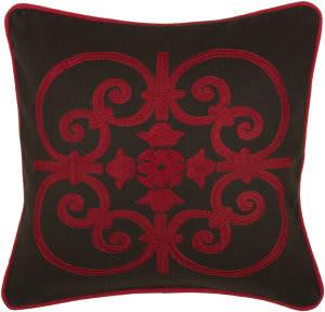Rugstudio Sample Sale 60954R Red / Brown