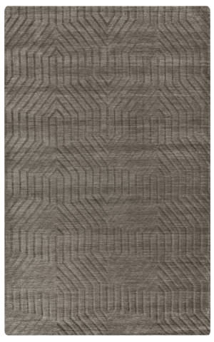 Rizzy Technique Tc-8579 Dark Taupe Area Rug