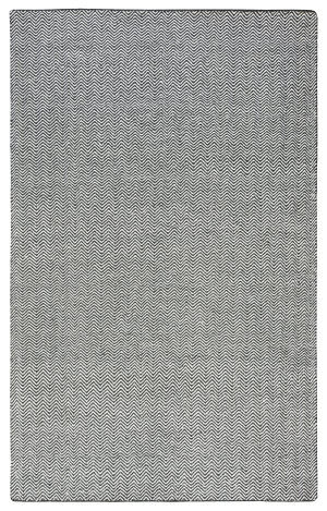 Rizzy Twist Tw-2966 Black Area Rug