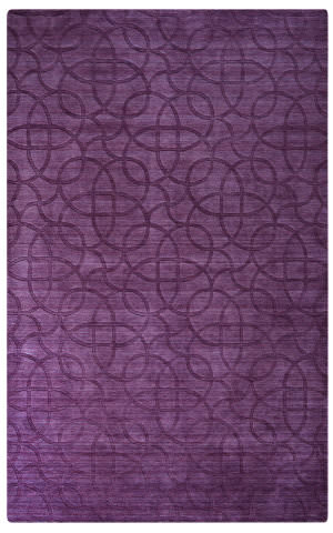 Rizzy Uptown Up-2454 Purple Area Rug