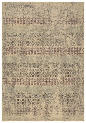 Rizzy Xcite Xi7285 Ivory Area Rug