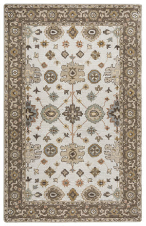 Rizzy Valintino Vn-9445 Light Gray Area Rug