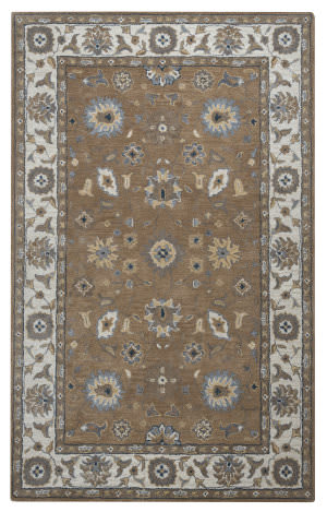 Rizzy Valintino Vn-9714 Brown Area Rug