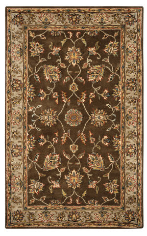 Rizzy Volare Vo-1145 Brown Area Rug