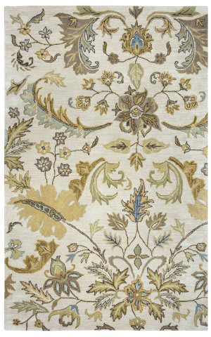 Rizzy Volare Vo-1607 Ivory Area Rug