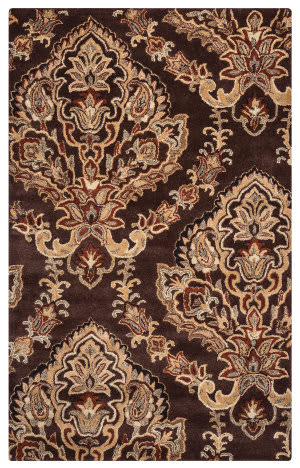Rizzy Volare Vo-1680 Brown Area Rug