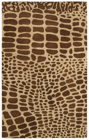 Rizzy Volare VO8177 Brown Area Rug