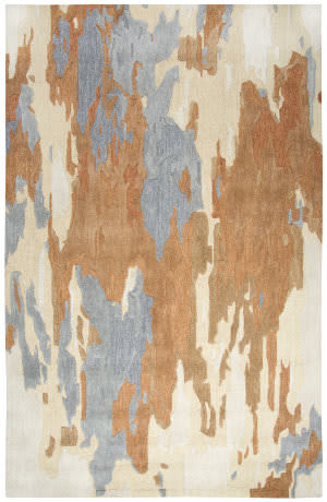 Rizzy Vogue Vog107 Brown Area Rug
