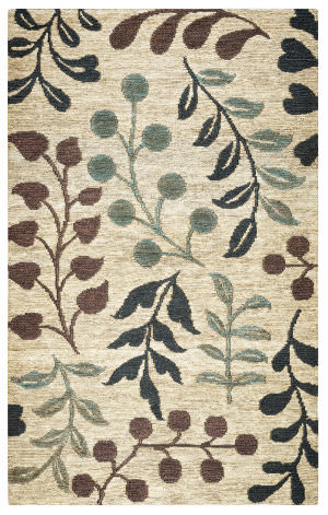 Rizzy Whittier Wr-9626 Natural Area Rug